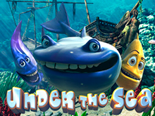 Under The Sea от Betsoft